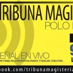 PROGRAMA RADIAL DE TRIBUNA MAGISTERIAL, JULIO 6 DE 2014