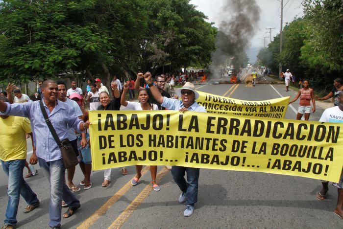 Quedó en libertad el Presidente del Sindicato de Educadores de Bolívar