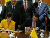 Carta al presidente Santos: El inaceptable acuerdo militar de Colombia con la Unión Europea debe ser aprobado o no por el Congreso