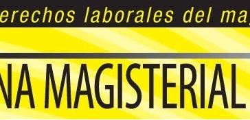 Programa Radial de Tribuna Magisterial, mayo 3 de 2015