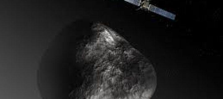 Hallados precursores de la vida en la superficie de un cometa