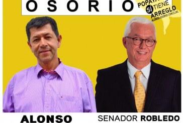 Listas del POLO DEMOCRÁTICO ALTERNATIVO  en el Cauca