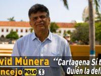 Listas del POLO DEMOCRÁTICO ALTERNATIVO en Cartagena