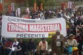 EL MAGISTERIO COLOMBIANO ENFRENTA LA POLÍTICA SANTISTA  CONTRA LA EDUCACIÓN PÚBLICA Y LOS EDUCADORES