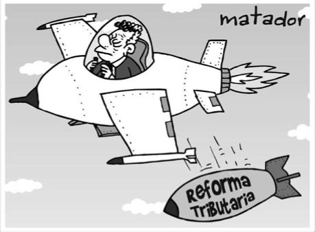 Reforma Tributaria: Otra receta contra el pueblo