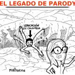 El desastroso legado de Gina Parody