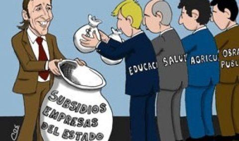 Santos con el Proyecto de Ley sobre Subsidios  ataca la Salud, la Educación, las Pensiones  y el Acceso a los Servicios Públicos