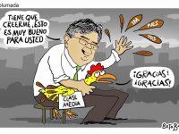 La Reforma Tributaria se tramita con ilegalidades: Senador Robledo