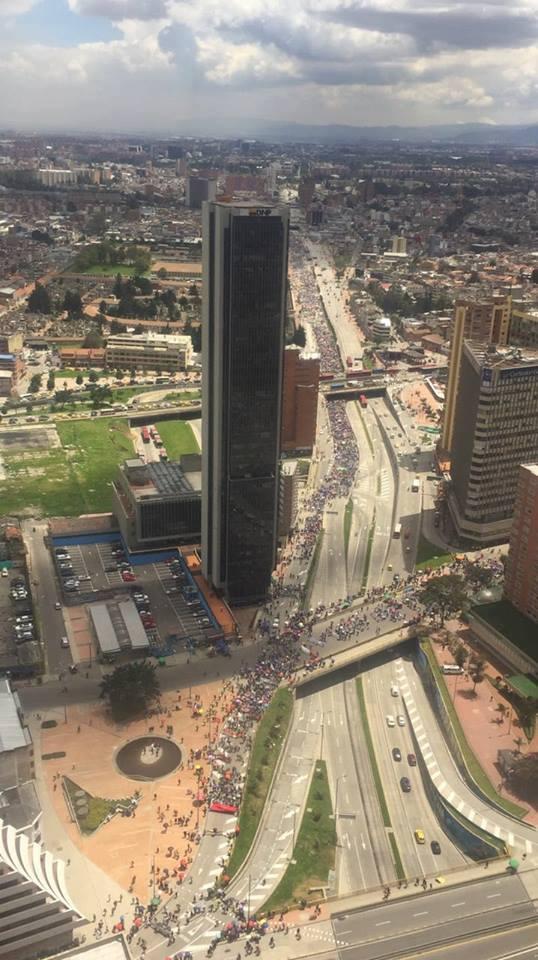 Los docentes de Tribuna Magisterial Bogotá nos explican las razones del Paro Nacional del Magisterio Colombiano