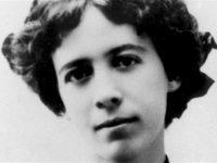 María Cano, la líder obrera que sembró la rebeldía. Hoy se cumplen 50 años de su muerte