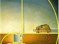 Corpus Hypercubus, óleo sobre lienzo, 1954.