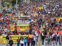 POR FINANCIACIÓN, ASCENSOS Y SALUD  Y EL CUMPLIMIENTO DE LOS ACUERDOS  VIVA EL PARO NACIONAL DE 48 HORAS