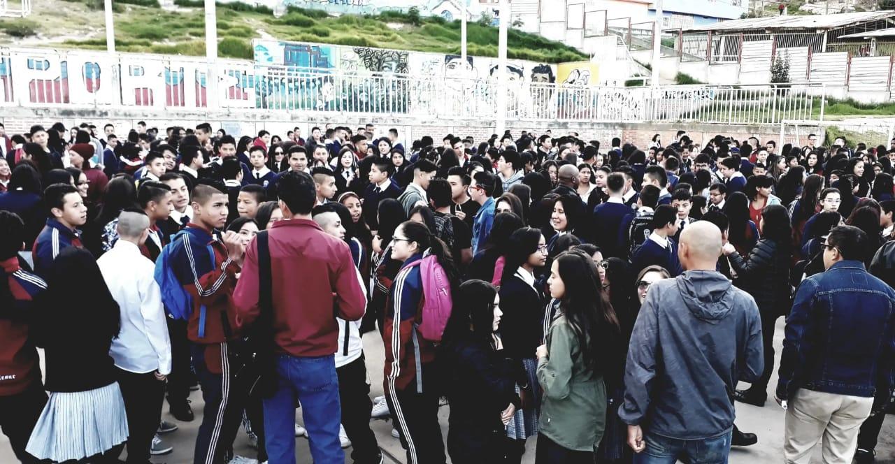 ANTE LA CRISIS EDUCATIVA EN SOACHA, UNIDAD PARA AVANZAR