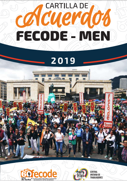 CARTILLA DE ACUERDOS FECODE-MEN